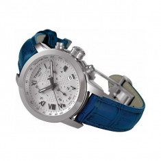 Ceas Tissot PRC 200 Quartz Chronograph Lady - Ceas dama Tissot, Lux - sport, Inox, Piele, Analog