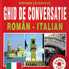 Adriana Lazarescu - Ghid de conversatie niculescu roman-italian - 632376