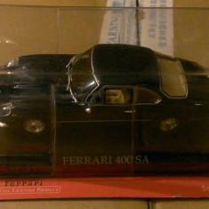 [NOU] Macheta metal Ferrari 400 SA- Eaglemoss Colectia Ferrari NOUA - Macheta auto, 1:43