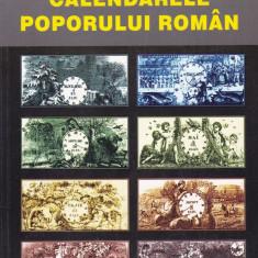 Antoaneta Olteanu - Calendarele poporului roman - 635973 - Carte Arta populara