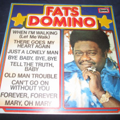 Fats Domino ‎– Fats Domino _ vinyl(LP) Germania - Muzica Rock & Roll Altele, VINIL