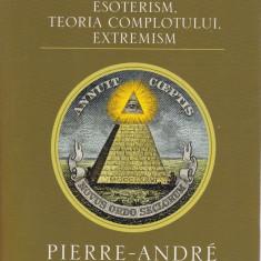 Pierre-Andre Taguieff - Iluminatii - 581062 - Carte Hobby Masonerie