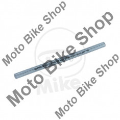 MBS Furtun benzina PVC 6/12mm, cu intertie textila rezistent la presiune 15 bari, transparent, Cod Produs: 4670618MA - Furtun benzina Moto