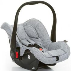 Scaun Auto Hazel 0-13 kg Graphite Grey - Scaun auto copii grupa 0+ (0-13 kg) ABC Design, 0+ (0-13 kg), Isofix, Gri