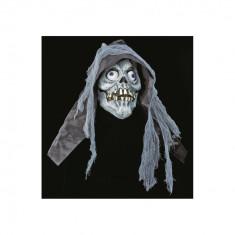 Masca Halloween - Schelet cu Gluga - Carnaval24