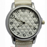 Ceas elegant de dama + cutie CADOU Poze reale! - Ceas dama, Quartz, Piele ecologica, Analog, Nou