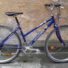 Bicicleta germana de oras Winora Sunrise Trekking / City bike / Touring Bike 18v - Bicicleta Trekking, 28 inch