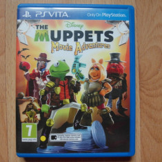 PsVita - Joc Sony PlayStation Vita - The Muppets Movie Adventures - Jocuri PS Vita