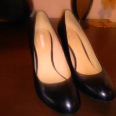 Pantofi - Pantof dama Geox, Culoare: Negru, Marime: 38 2/3