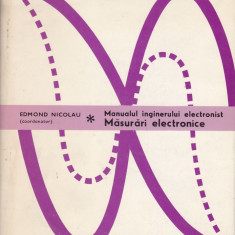 Edmond Nicolau (coord.) - Manualul inginerului electronist, vol. 1 - 614224 - Carti Constructii
