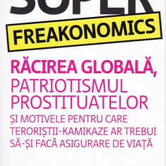 Steven D. Levitt - Super freakonomics - 643502 - Carte Management
