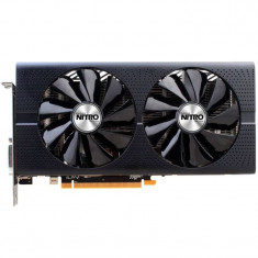 Placa video Sapphire AMD Radeon RX 480 NITRO+ OC 8GB DDR5 256bit Lite - Placa video PC