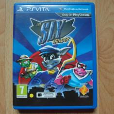 PsVita - Joc Sony PlayStation Vita - Sly Cooper Trilogy - Jocuri PS Vita