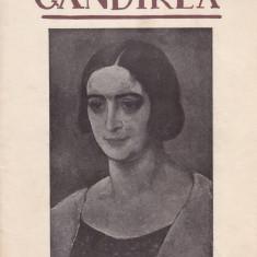 Cezar Petrescu - Gandirea - 19573 - Revista culturale