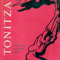 Nicolae Tonitza - Scrieri despre arta - 585772 - Album Pictura