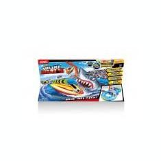 Set barcuta electrica si circuit de curse Micro Boats - Macheta Navala