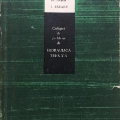 CULEGERE DE PROBLEME DE HIDRAULICA TEHNICA - D. Tasca, I. Bacanu