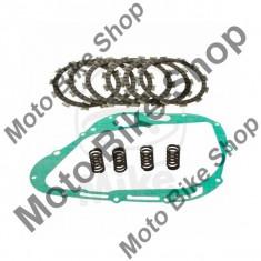MBS Kit placute ambreiaj textolit + arcuri + garnitura Suzuki LS 650 P Savage 2000, Cod Produs: 7453467MA - Set ambreiaj complet Moto