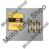 MBS Siguranta electrica din sticla, 20A, lungime 25mm, set 5 bucati, Cod Produs: 7054240MA