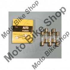 MBS Siguranta electrica din sticla, 20A, lungime 25mm, pret pe 1 bucata, set 5 bucati, Cod Produs: 7054240MA - Sigurante Moto