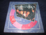 Duran Duran ‎– Arena _ vinyl(LP,album) Olanda synth-pop, VINIL, emi records