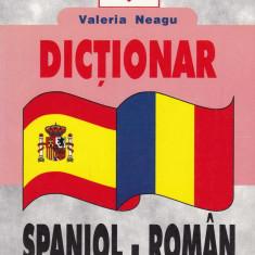 Valeria Neagu - Dictionar spaniol-roman - 548238 - Ghid de conversatie niculescu