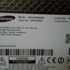 Vand Televizor Samsung Smart Tv 108 spart - Televizor LCD Samsung, 108 cm