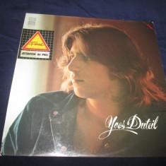 Yves Duteil – Yves Duteil _ vinyl(LP,album) Franta