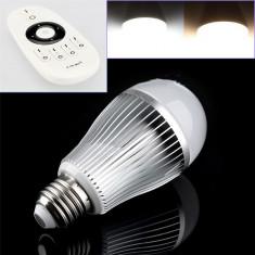 Bec inteligent (lumina alba) + telecomanda
