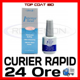 TOP COAT UV IBD 14ML - MANICHIURA UNGHII FALSE GEL UV FRENCH - CALITATE MAX, Coco