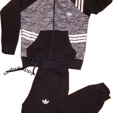 Trening Adidas pentru copii., Marime: S, Culoare: Negru, Unisex