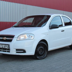 Chevrolet Aveo, 1.4 benzina + gaz (GPL), an 2008, 1 km, 1399 cmc