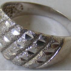 Inel vechi din argint (112) - de colectie