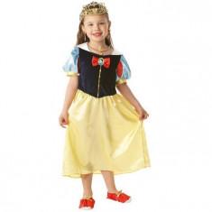 Cutie Cadou Costum complet Alba ca Zapada fetite 3-4 ani - Carnaval24 - Costum carnaval