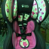 Scaun auto Baby Weavers - Scaun auto copii, 0+ -1 (0-18 kg), In sensul directiei de mers, Isofix