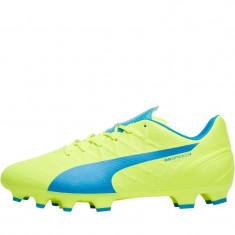 Ghete Fotbal Originale Puma EvoSpeed 4.4 FG, Marime: 40.5, 42, Culoare: Din imagine, Barbati, Iarba: 1