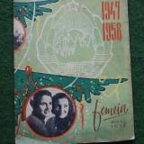 Femeia Revista . Nr 12 din 1958 [TIN]