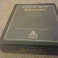 Slot Racers - ATARI 2600, Actiune, 3+, Multiplayer