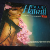 Orchester Roberto Delgado ‎– Blue Hawaii _ vinyl(LP) Germania easy listening