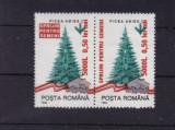 ROMANIA 2005  LP 1684   INUNDATIA I  SPRIJIN PENTRU SEMENI   MNH, Nestampilat
