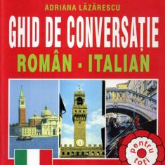 Adriana Lazarescu - Ghid de conversatie niculescu roman-italian - 651876