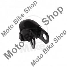 MBS Prindere din AL furtun frana, 6mm, negru, Cod Produs: 7758411MA - Furtune frana Moto
