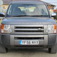 Land Rover Discovery 3, 7 locuri, 2.7 TD V7 Diesel, an 2007, Motorina/Diesel, 120000 km, 2720 cmc