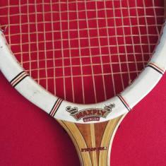 Racheta tenis vintage DUNLOP L5 McEnroe - Racheta tenis de camp