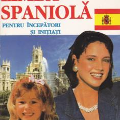 Camelia Radulescu - Limba spaniola pentru incepatori si initiati - 536408 - Ghid de conversatie niculescu