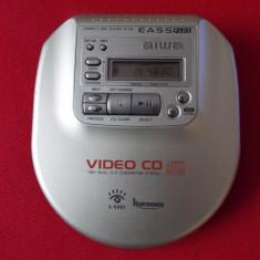 CD player portabil audio video AIWA XP-K8