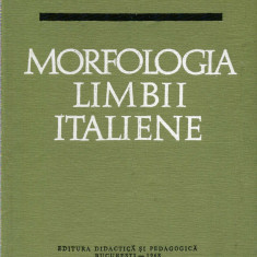 Gh. Lazarescu - Morfologia limbii italiene - 681279 - Ghid de conversatie didactica si pedagogica