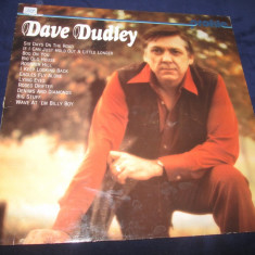 Dave Dudley – Dave Dudley _ vinyl(LP) Germania - Muzica Country Altele, VINIL