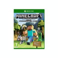 Minecraft + Favourites Pack (include 7 DLC Packs) Xbox One Edition - LEGO Minecraft