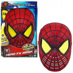 Masca electronica SpiderMan Hero FX Mask Hasbro - Roboti de jucarie